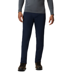 Columbia Tech Trail Hiker Pants Men, collegiate navy